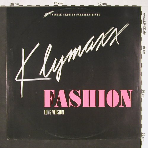 Klymaxx: Fashion (long), Solar(INT 126.009), D, 1987 - 12inch - C9007 - 4,00 Euro