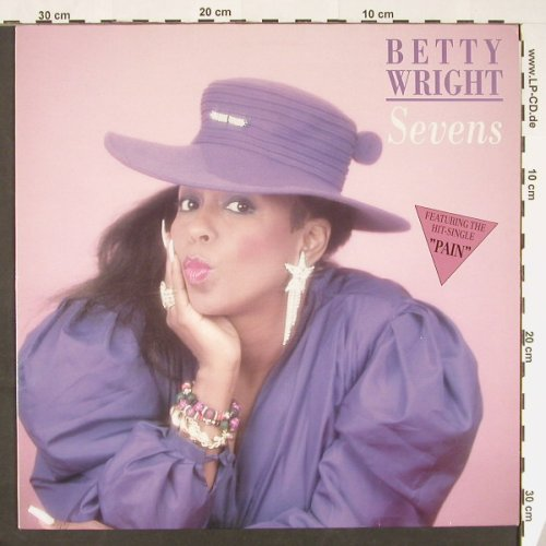 Wright,Betty: Sevens, BCM(33466), D,  - LP - C9072 - 5,00 Euro