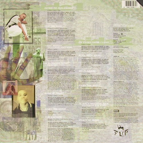 Flip D.B.A.: Flip On This, co, Work(7464-67598-1), US, 1996 - LP - C9513 - 5,00 Euro