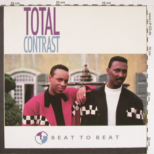 Total Contrast: Beat To Beat, London(828 068-1), D, 1987 - LP - C9587 - 5,50 Euro