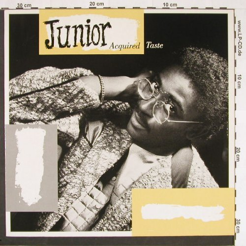 Junior: Aquired Taste, London(), D, 1985 - LP - C9588 - 5,00 Euro
