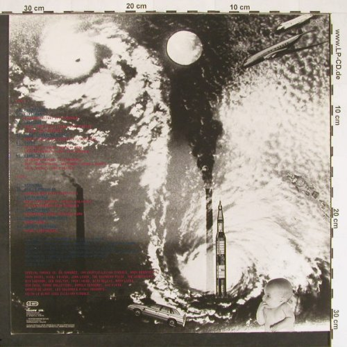 Leblanc,Keith: Stranger Than Fiction, Yellow LTD.(), D, 1989 - LP - C9619 - 7,50 Euro