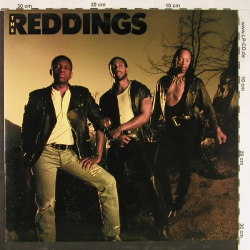 Reddings: Same, Polydor(835 292-1), US, 1988 - LP - E1712 - 5,00 Euro