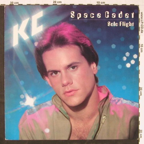"KC ""Space Cadet"": Solo Flight, T.K.(83390), NL, 1981 - LP - E1746 - 5,50 Euro"
