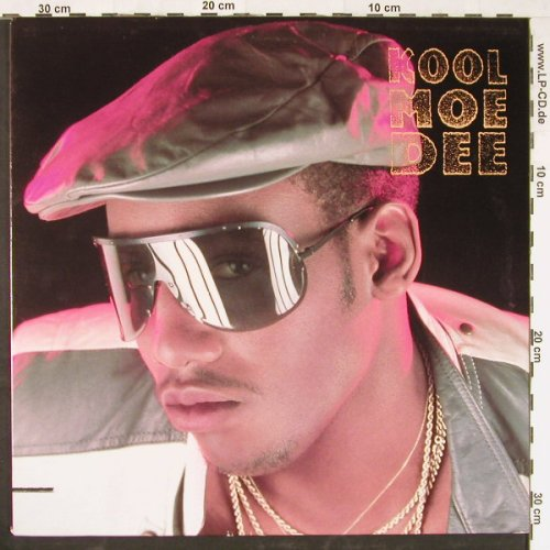 Kool Moe Dee: Same,Co, Jive(1025-1-JX), US, 1987 - LP - E2277 - 5,00 Euro