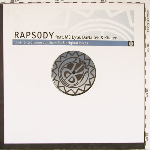 Rapsody: Time For A Change *4,FLC, Mercury(562 616-1), D, 2000 - 12inch - E2464 - 3,00 Euro