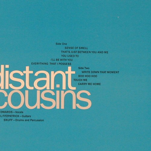 Distant Cousins: Same, Ghetto(INT 147.415), D, 1989 - LP - E2574 - 5,00 Euro