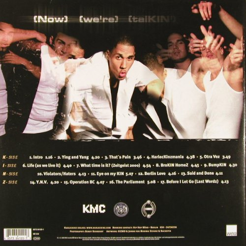 Harleckinz: Now We're Talking, WEA(8573 84120-1), D, 2000 - 2LP - E2777 - 12,50 Euro