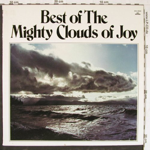 Mighty Clouds Of Joy: Best of The, ABC(28040), US, 1973 - LP - E3423 - 5,00 Euro