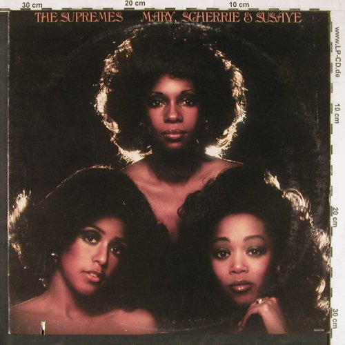 Supremes: Mary, Scherrie & Susaye, co, Motown(), US, 1976 - LP - E3994 - 6,00 Euro