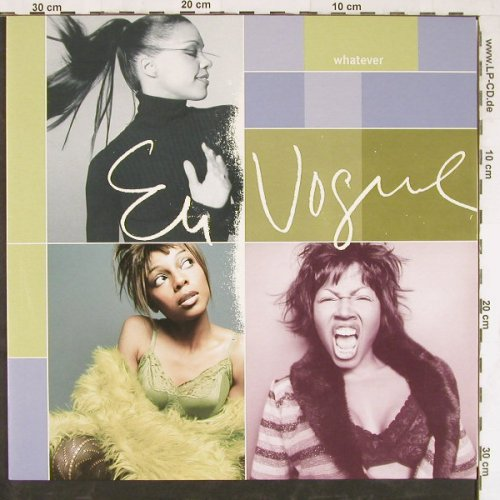 En Vogue: Whatever*5, EW(7559-63642-0), D, 1997 - 12inch - E4022 - 3,00 Euro