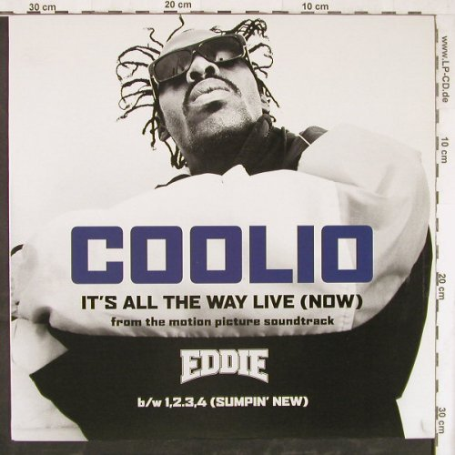 Coolio: It's All The Way Live(Now)*3+3, TommyBoy(TB 731), CDN, 1996 - 12inch - E4533 - 4,00 Euro