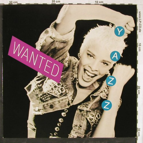 Yazz: Wanted, Big Life(INT 145.542), D, 1988 - LP - E4535 - 5,50 Euro
