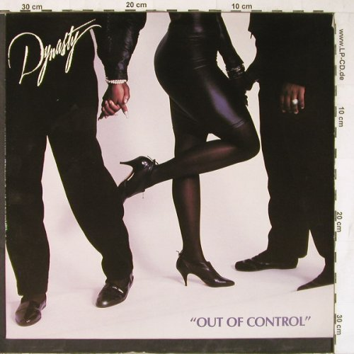 Dynasty: Out Of Control, Solar(INT 146.016), D, 1988 - LP - E4650 - 5,00 Euro