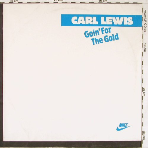 Lewis,Carl: Goin' for the Gold*3, NIKE Cover, RCA(PC 69236), D, 1984 - 12inch - E4995 - 7,50 Euro