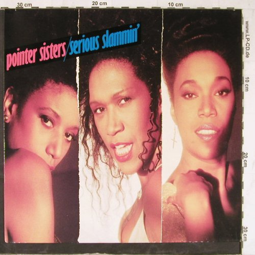 Pointer Sisters: Right Rhythm, Motown(), D, 1988 - LP - E5305 - 4,00 Euro
