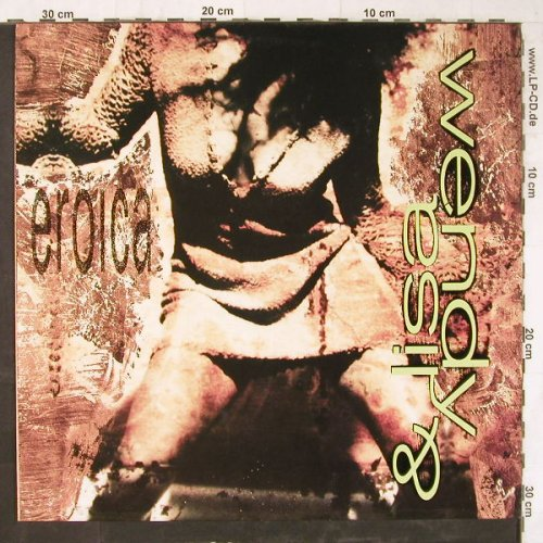 Wendy & Lisa: Eroica, Virgin(210 888), D, 1990 - LP - E5954 - 5,00 Euro