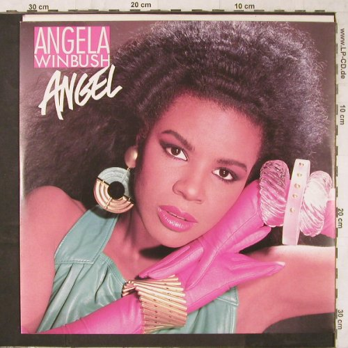 Winbush,Angela: Angel *3, Mercury(888 831-1), D, 1987 - 12inch - E6396 - 3,00 Euro