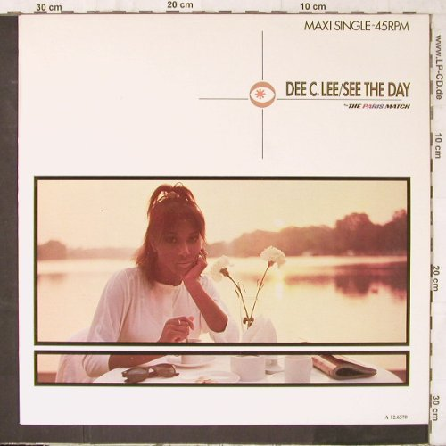 Dee C.Lee: See the day+3, CBS(A 12.6570), NL, 1985 - 12inch - E6466 - 3,00 Euro