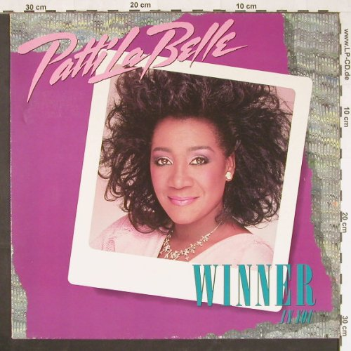 La Belle,Patti: Winner In You, MCA(253 025-1), D, 1986 - LP - E743 - 4,00 Euro