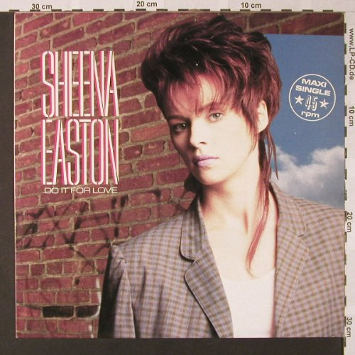 Easton,Sheena: Do It For Love*2+1, EMI(20 0909 6), D, 1985 - 12inch - E8626 - 2,50 Euro