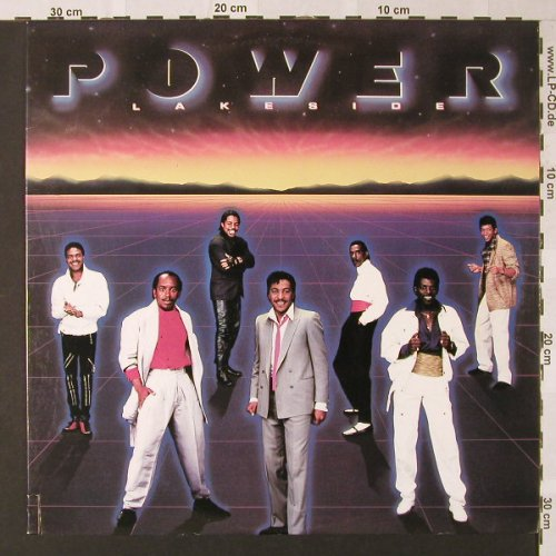 Lakeside: Power, co, Solar(ST-72553), US, 1987 - LP - E8755 - 6,50 Euro