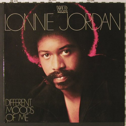 Jordan,Lonnie: Different Moods Of Me, Foc ,WAR, MCA(0062.102), D, 1978 - LP - E8876 - 12,50 Euro