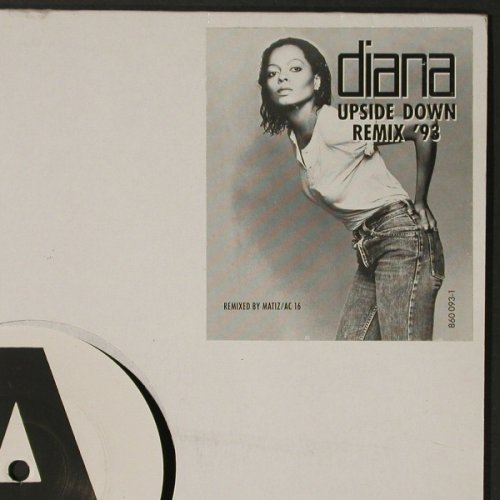 Ross,Diana: Upside Down Remix'93, FLC, (860 093-1), ,  - 12inch - E9416 - 2,50 Euro