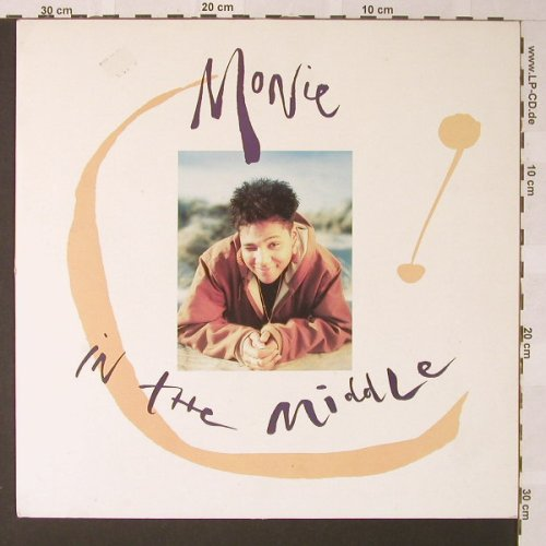 Monie Love: Monie In The Middle*3+1, Chrysalis(060-3 23534 6), D, 1990 - 12inch - E9455 - 2,50 Euro