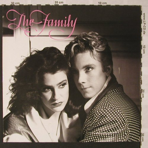 Family,The: Same,Foc, WB/Paisley Park(925 322-1), D, 1985 - LP - E9538 - 5,00 Euro