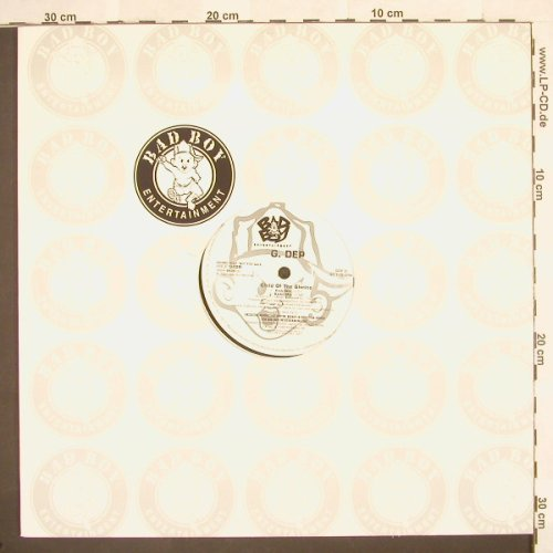 G.Dep: Child Of The Ghetto*3+3,Promo, BadBoy(BBDP-9409), US, 2001 - 12inch - E9843 - 3,00 Euro
