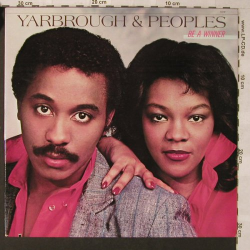 Yarbrough & Peoples: Be A Winner, co, Total Experience(TEL8-5700), US, 1984 - LP - F1202 - 6,00 Euro