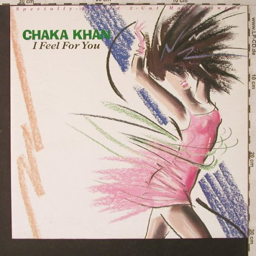 Chaka Khan: I Feel For You+1, WB(920 249-0), D, 1984 - 12inch - F1423 - 3,00 Euro
