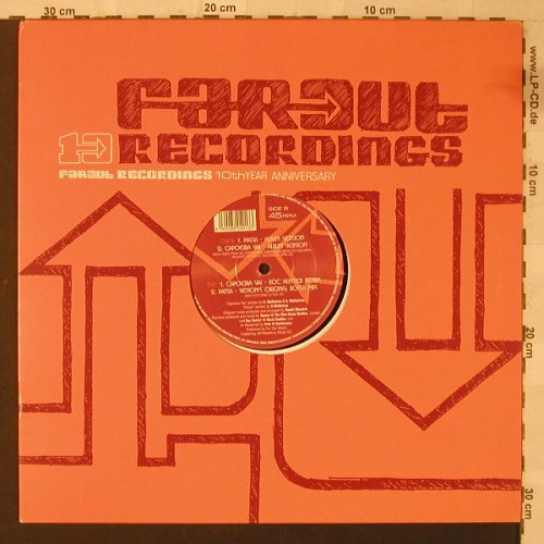 Malheiros,Sabrina: Passa+3,Album Sampler FLC, Far Out(), , 2005 - 12inch - F2125 - 4,00 Euro