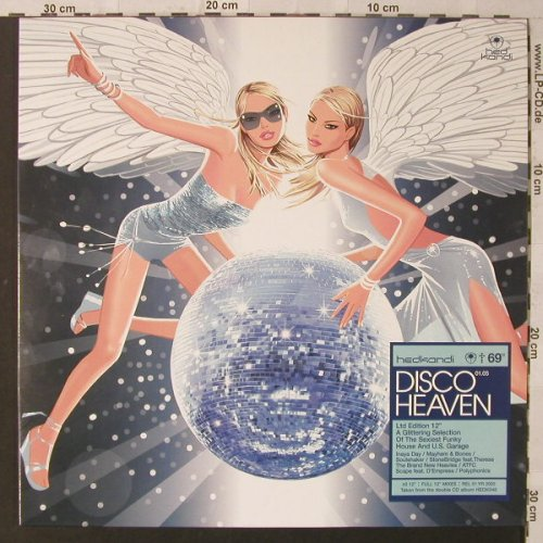 "V.A.Disco Heaven 01. 05: LTD Edition 12"", Hed Kandi(HEDKLP046), , 2005 - 2LP - F2270 - 14,00 Euro"