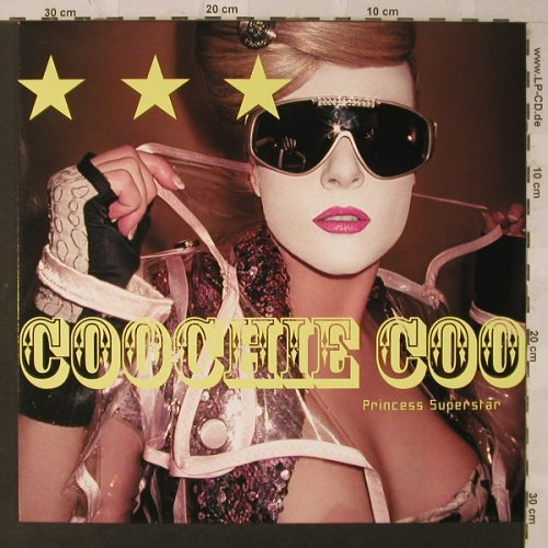 Princess Superstar: Coochee Coo, rmx, K7(7185 EP), F,  - 12inch - F2497 - 4,00 Euro