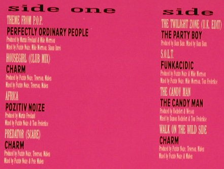 V.A.Urban Acid: Perectly Ordinary People...Charm, Polydor(837 346-1), D, 1988 - LP - F3064 - 6,00 Euro