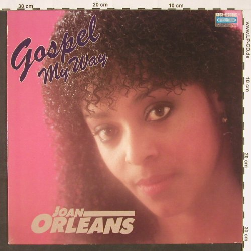 Orleans,Joan: Gospel My Way, Koch(121 510), A,  - LP - F3290 - 5,00 Euro