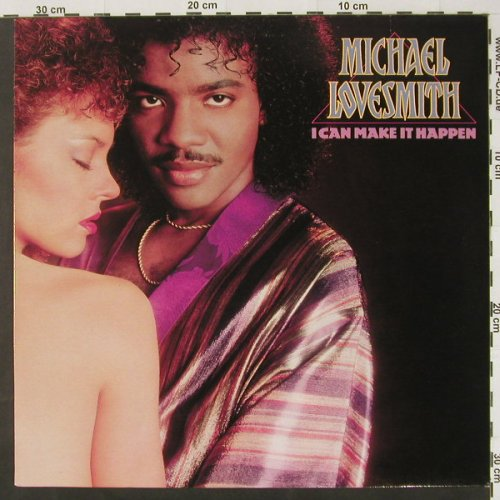 Lovesmith,Michael: I Can Make It Happen, Motown(ZL 72058), D, 1983 - LP - F332 - 5,00 Euro