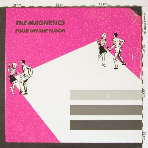 Magnetics,The: Four On The Floor,Co,FS-New, Line(LIEP 3.00002), D, 1986 - 12inch - F343 - 4,00 Euro