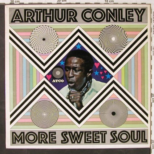 Conley,Arthur: More Sweet Soul,, vg - /vg+, Atco(228 019), UK, 1969 - LP - F4146 - 4,00 Euro