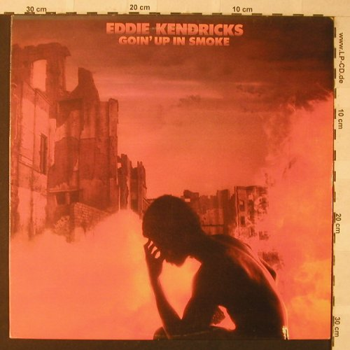 Kendricks,Eddie: Goin'Up In Smoke, co, Motown(T6-346S1), US, 1976 - LP - F4434 - 9,00 Euro