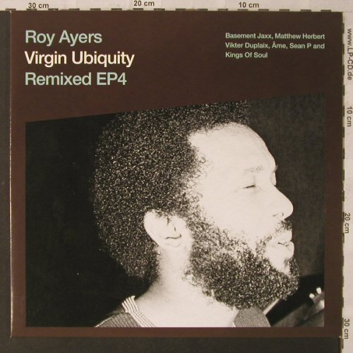Ayers,Roy / Virgin Ubiquity: Remixed EP4, bbe(RR0051 EP), D, 2005 - 2LP - F4440 - 10,00 Euro