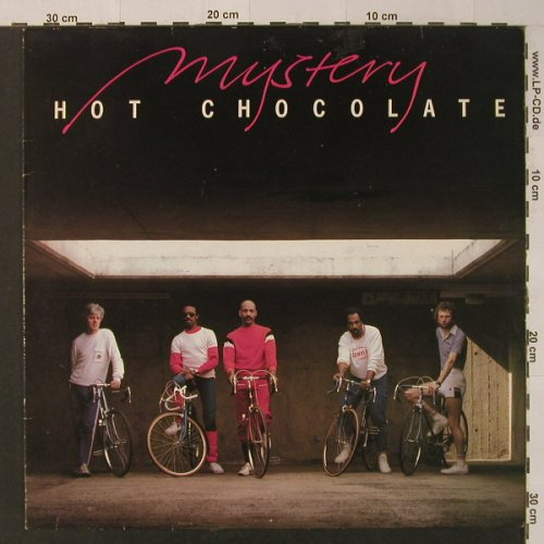 Hot Chocolate: Mystery, RAK(064-64933), NL, 1982 - LP - F4472 - 5,00 Euro