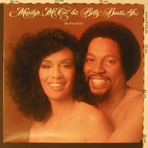McCoo,Marilyn & Billy Davis, Jr.: The Two Of Us, ABC(AB-1026), US, co, 1977 - LP - F4913 - 7,50 Euro