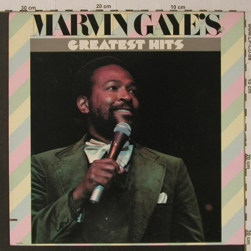 Gaye,Marvin: Greatest Hits, co*2, Tamla(T6-34881), US, 1976 - LP - F4971 - 6,00 Euro