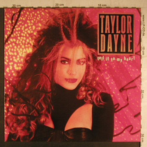 Dayne,Taylor: Tell It To My Heart, Arista(208 898), D, 1987 - LP - F6983 - 5,00 Euro