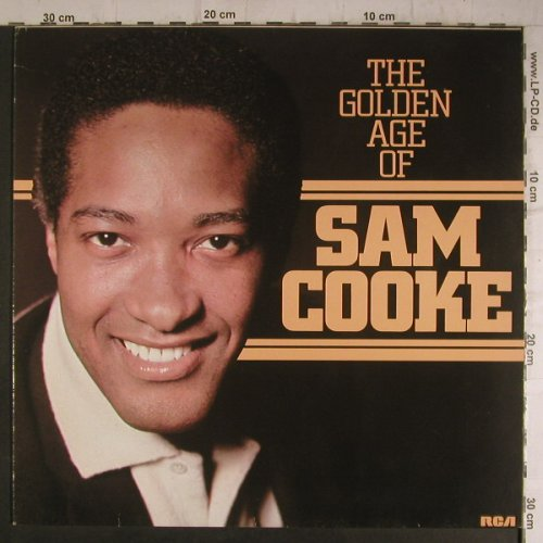 Cooke,Sam: The Golden Age of, RCA(PL 89021), D, Ri,  - LP - F7042 - 5,00 Euro