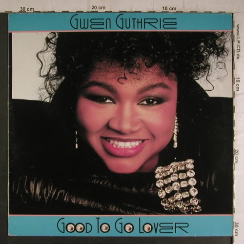 Guthrie,Gwen: Good To Go Lover, PolyGram(829 532-1), D, 1986 - LP - F7093 - 7,50 Euro