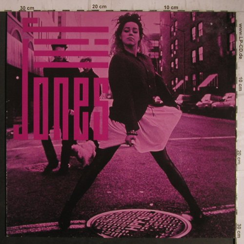 Jones,Jill: Same, Paisley P.(925 575-1), D, 1987 - LP - F7317 - 6,00 Euro